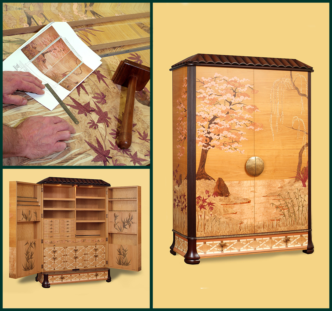 Collection of craft images - Wardrobe
